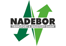 logo transport baustoff